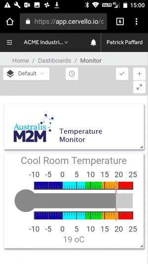 Cervello IoT/M2M Platform