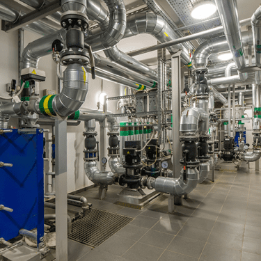 Plant rooms need 4G communications solutions