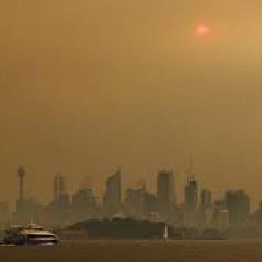 Sydney Skyline Air Quality
